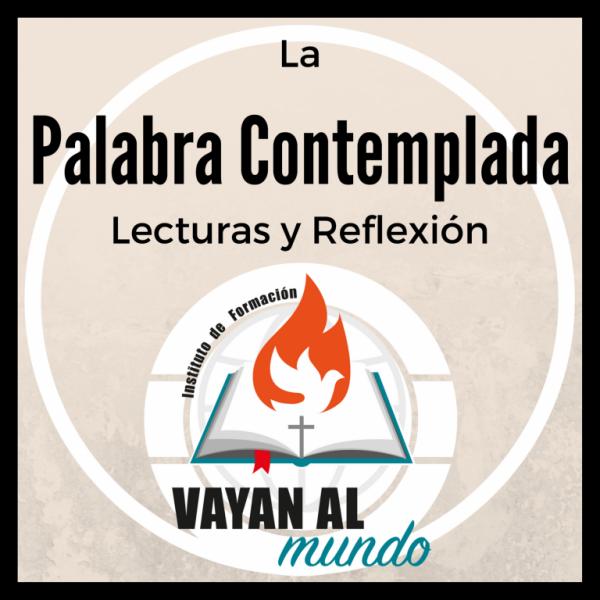 Podcast Cover-La Palabra Contemplada